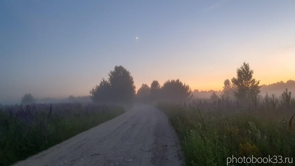 50 Дорога на Городищи Меленковский район