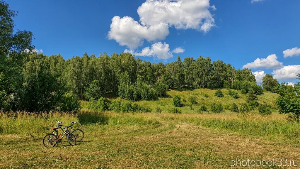 52 Озеро Урвановское в деревне Верхозерье