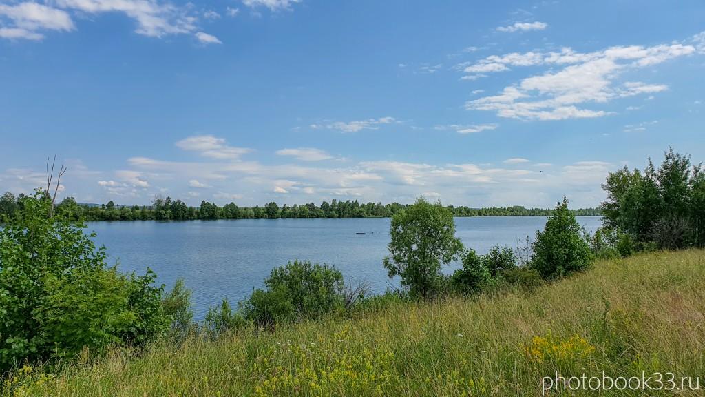 60 Берег Урвановского озера в Урваново