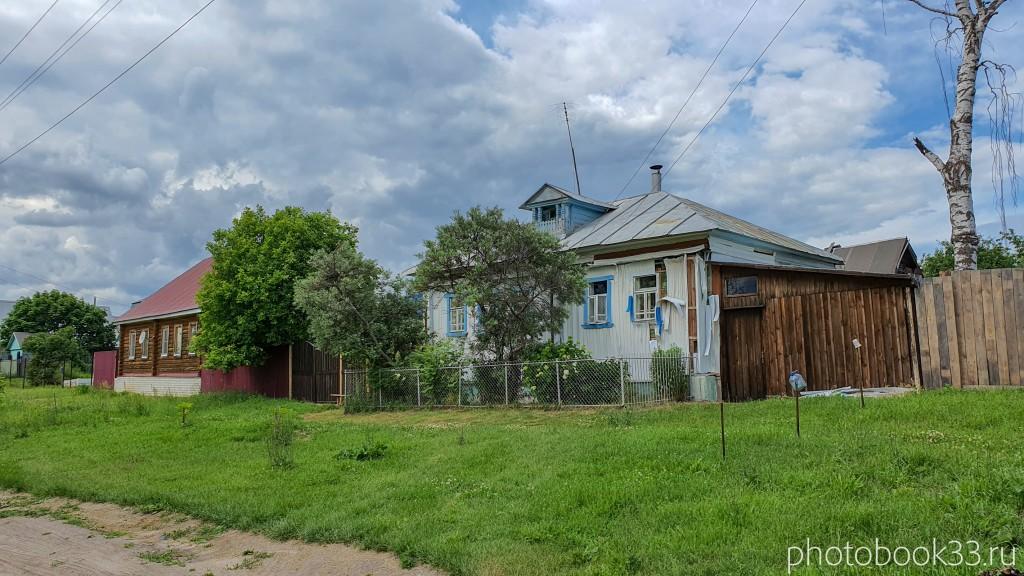 62 Деревня Просеницы Меленковский район Владимирская область