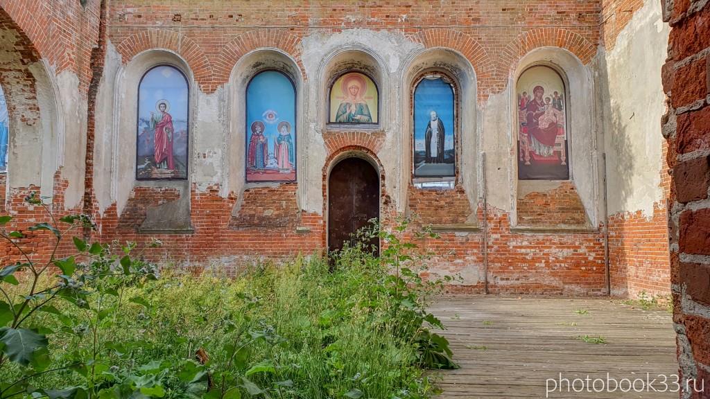 66 Церковь Казанской иконы Божией Матери, Верхозерье