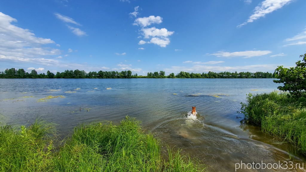 69 Урвановское озеро в с. Урваново