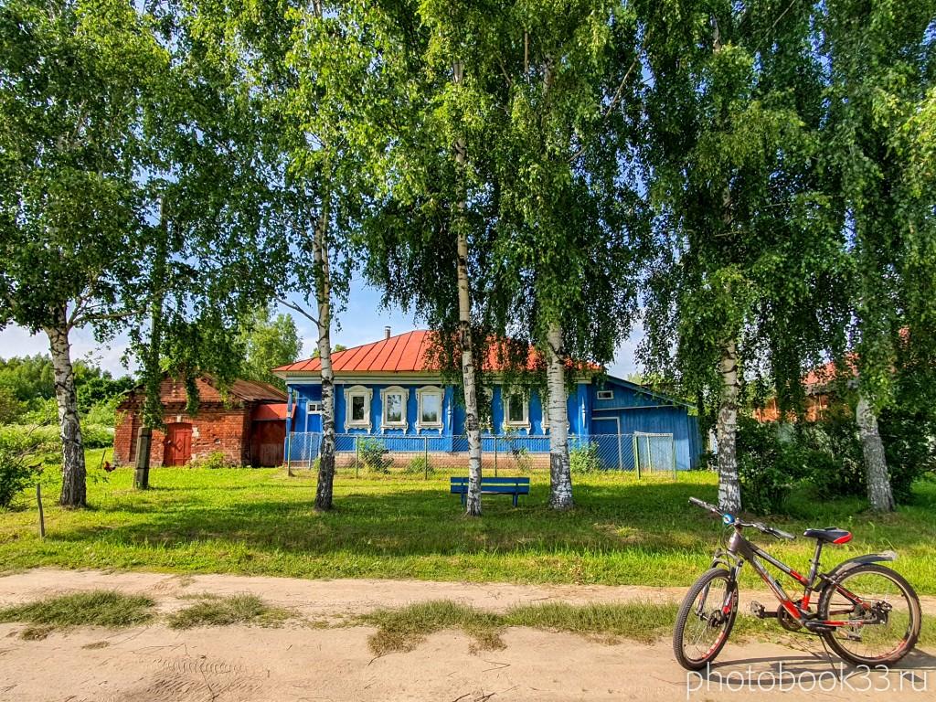 91 Улица в деревне Усад, Меленковский район