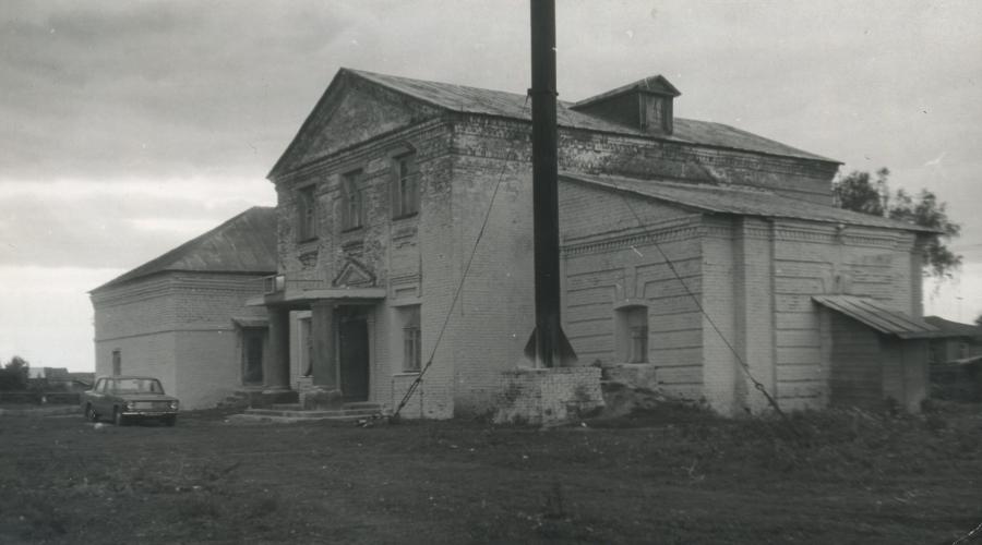 Храм Михаила Архангела в Советское время