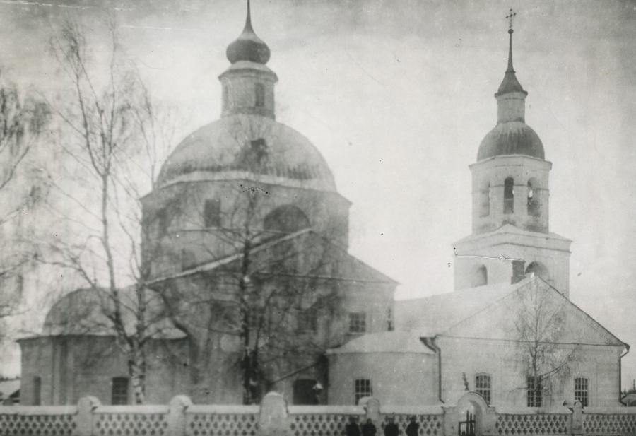 Церковь Михаила Архангела старые фотографии 2