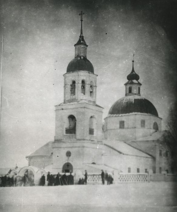 Церковь Михаила Архангела старые фотографии