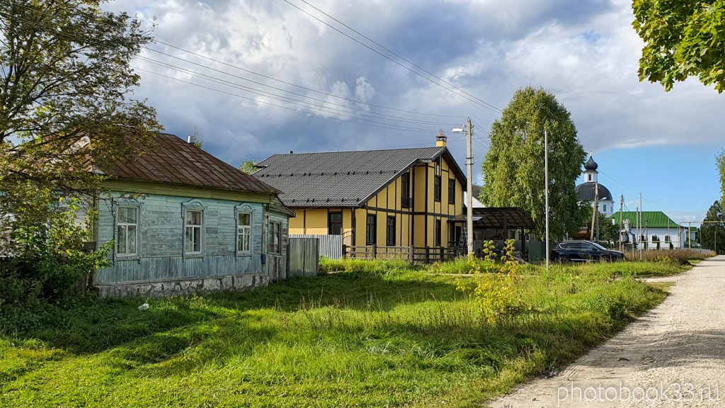 14 Улица в Лазарево, Муромский район