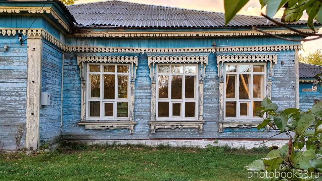 144 Дом Культуры в с. Лазарево, Муромский район