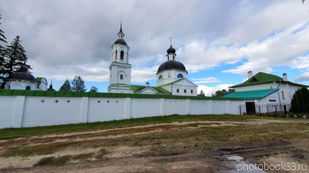 35 Церковь Михаила Архангела. Лазарево, Муромский район