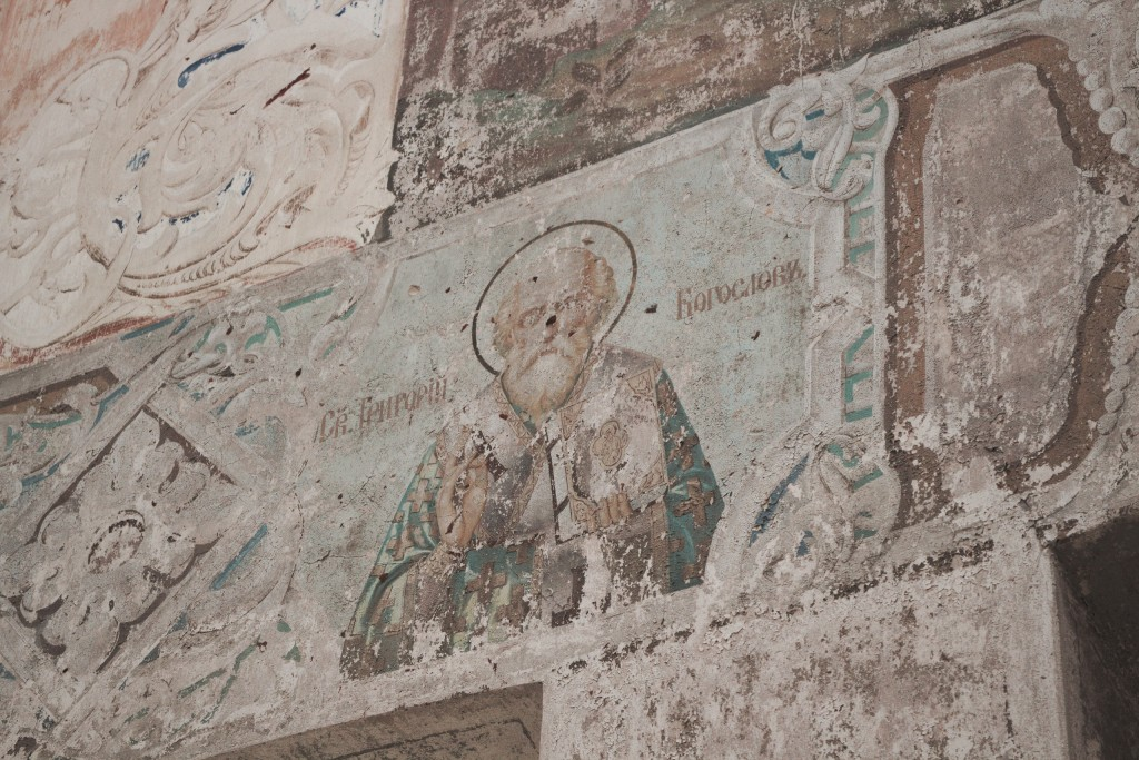 Фрески церкви с. Денятино 01