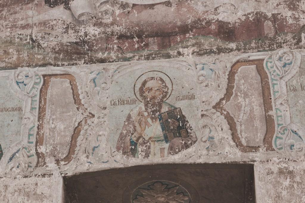 Фрески церкви с. Денятино 02