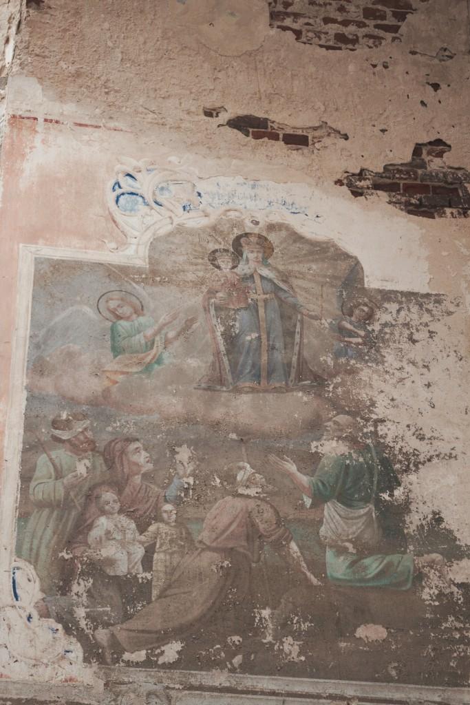 Фрески церкви с. Денятино 03