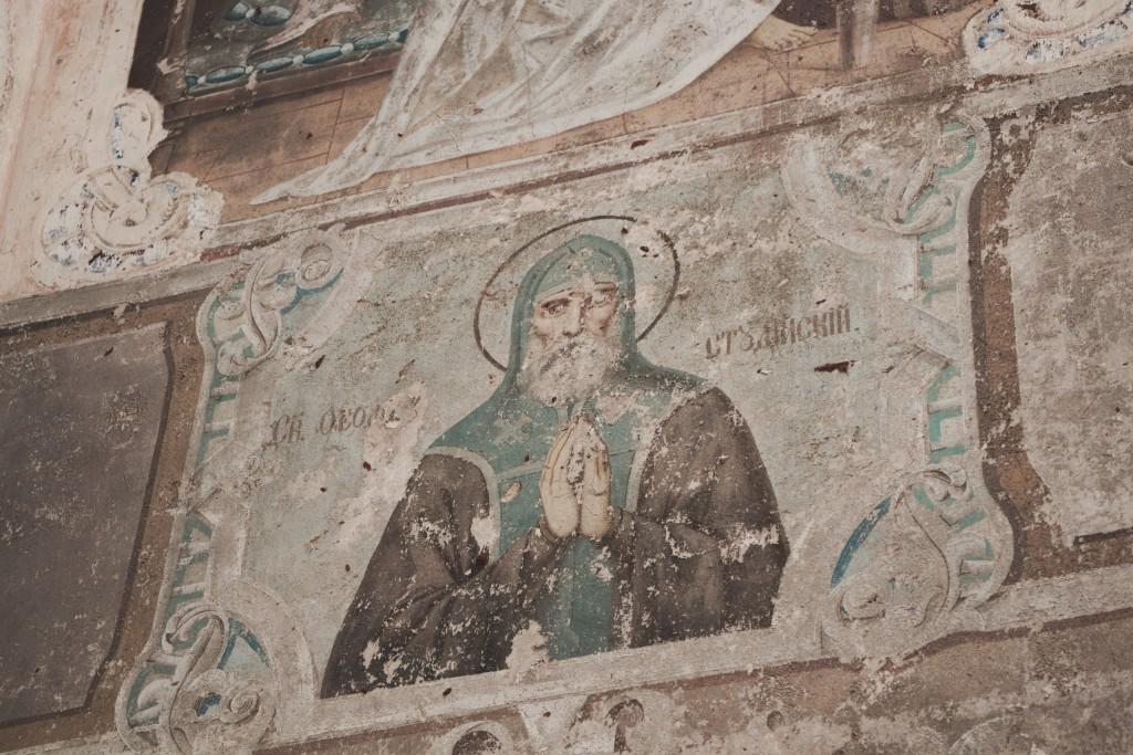 Фрески церкви с. Денятино 04