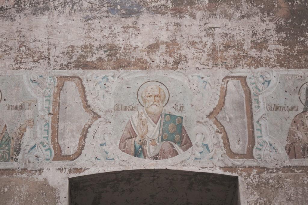 Фрески церкви с. Денятино 07