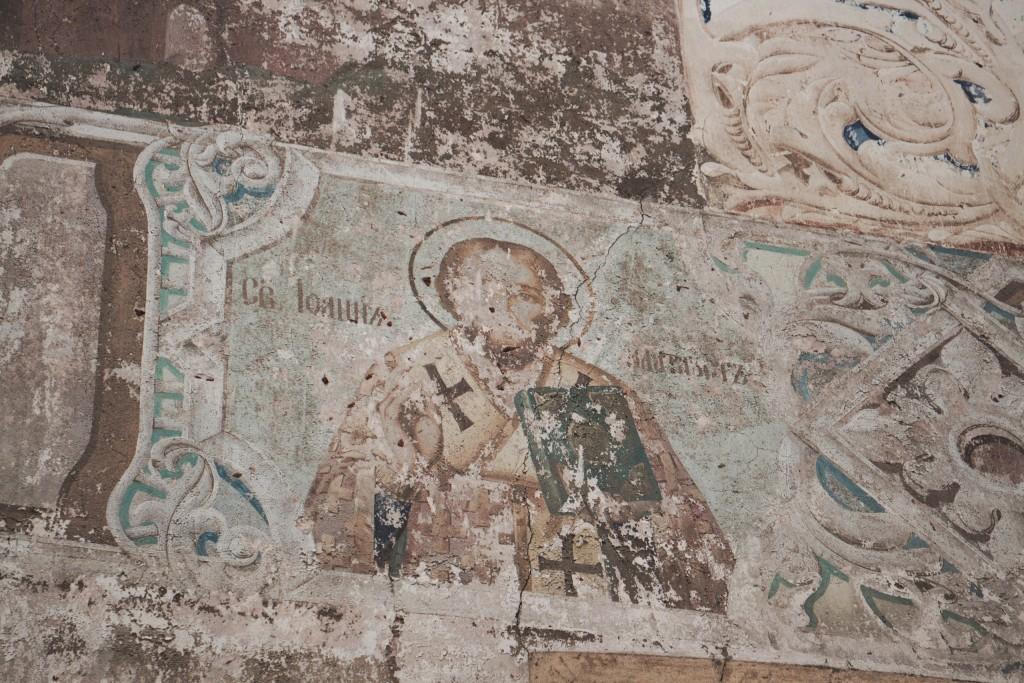 Фрески церкви с. Денятино 08