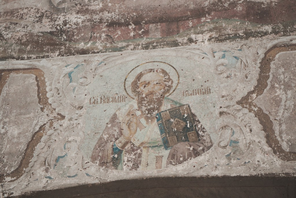 Фрески церкви с. Денятино 09