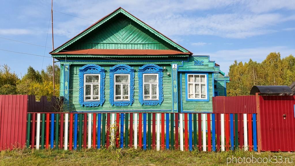 06 Деревня Грибково, Муромский район