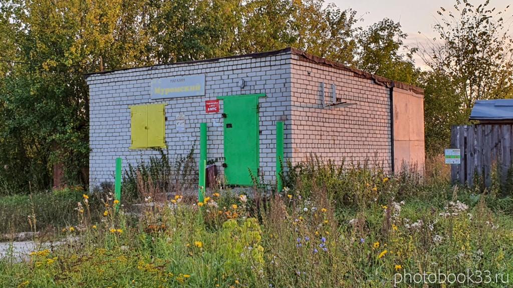 115 Магазин Муромский в с. Денятино, Меленковский район