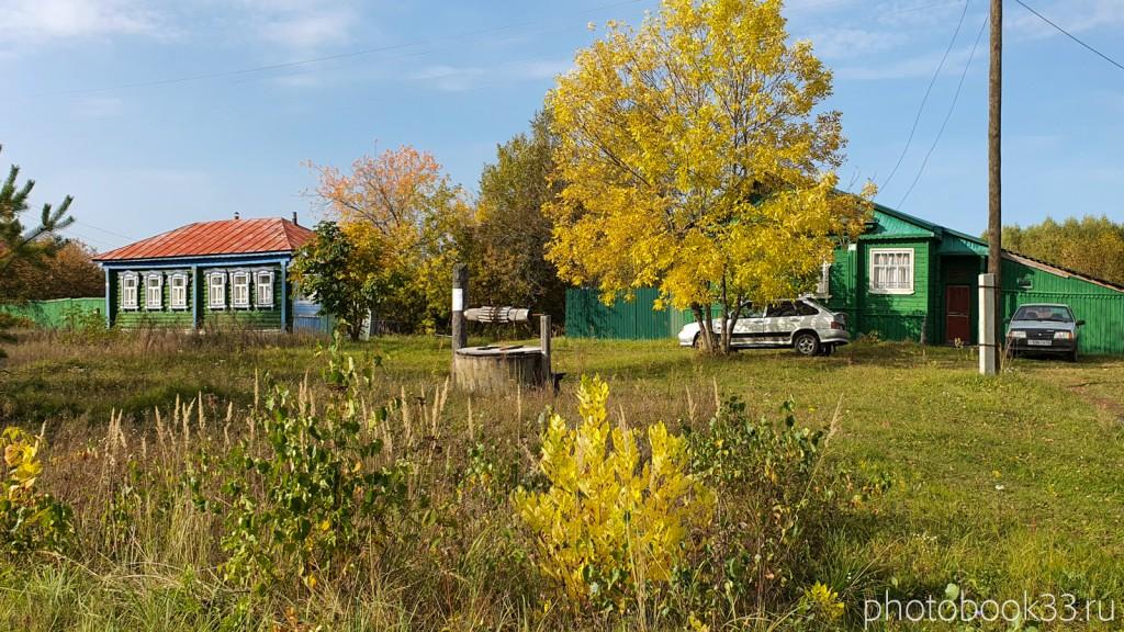 12 Колодец в д. Грибково, Муромский район