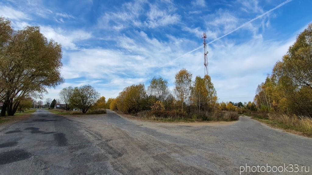 12 Разъезд в д. Кондаково, Меленковский район
