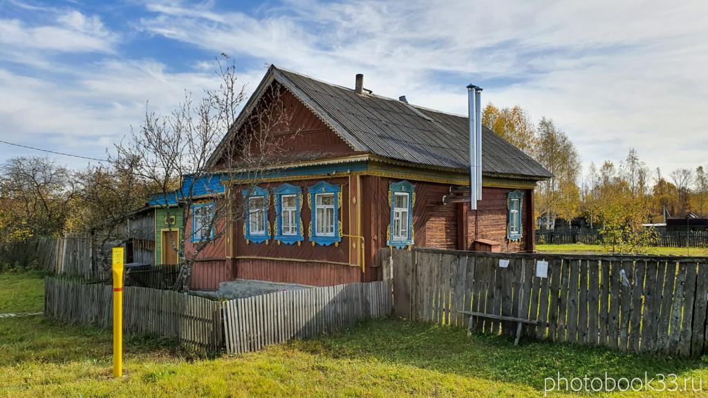 19 Деревянный дом в д. Кондаково