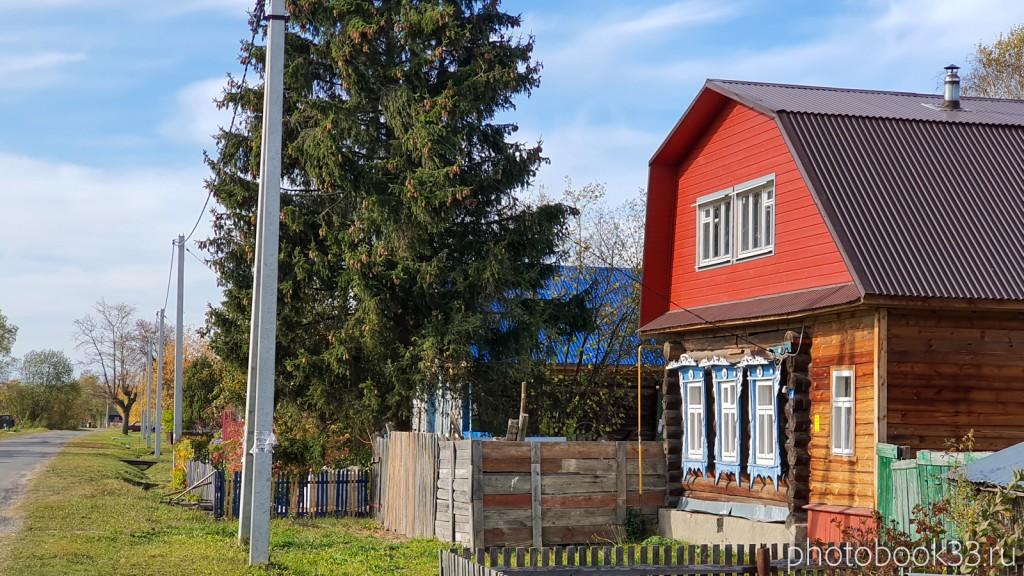 20 Улица в д. Кондаково, Меленковский район