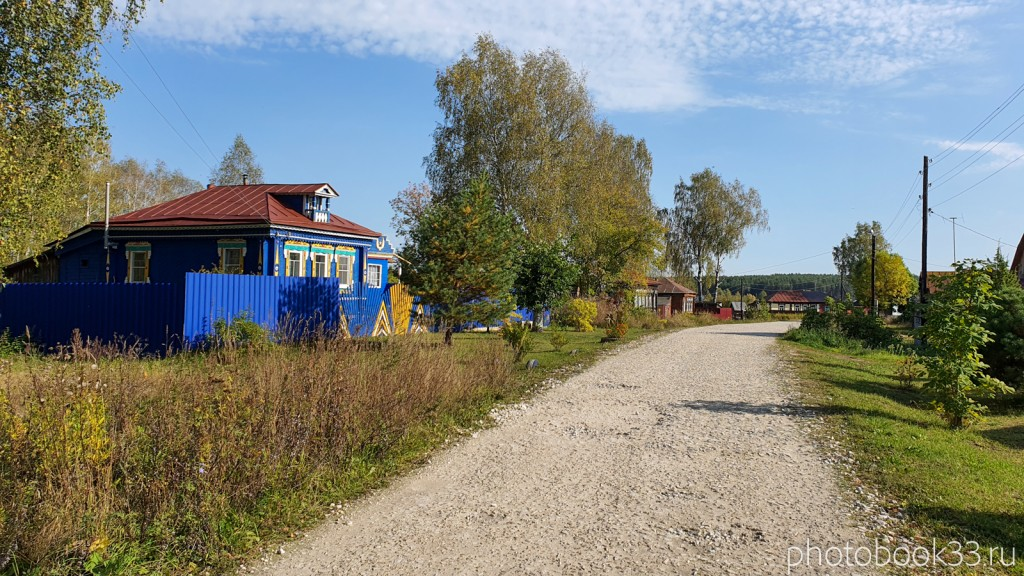 20 Улица деревни Кольдино, Муромский район