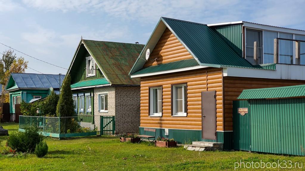 28 Новый дом в д. Грибково Муромский район