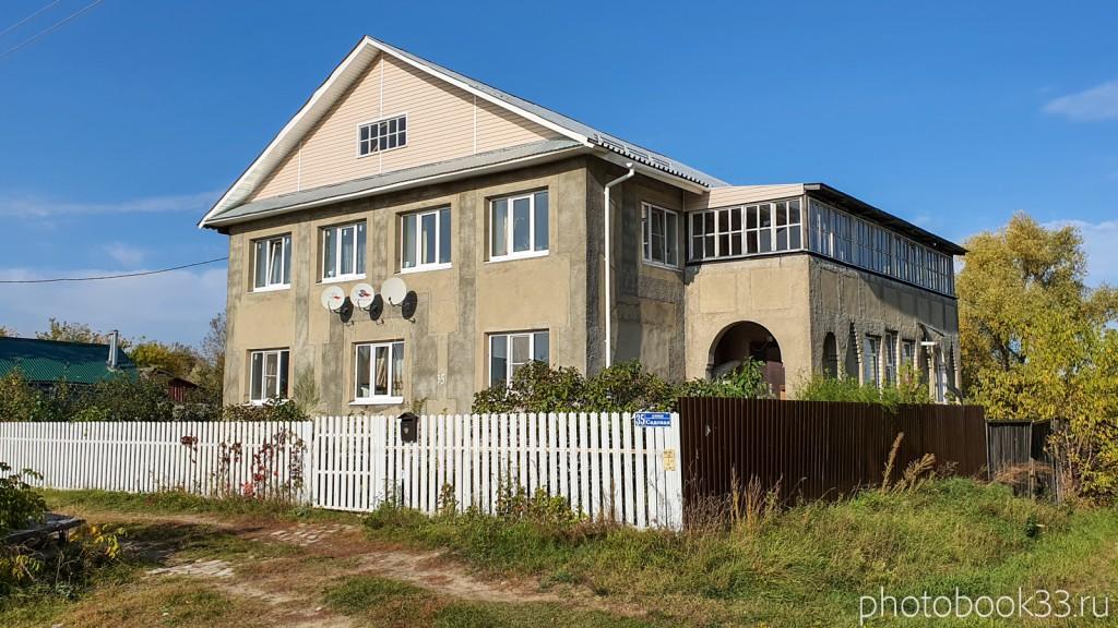 40 Новый двухэтажный дачный дом в Кольдино