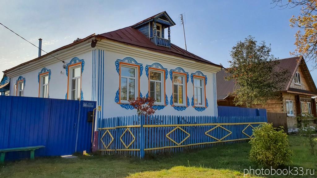 51 Красивое оформление кирпичного дома в Кольдино