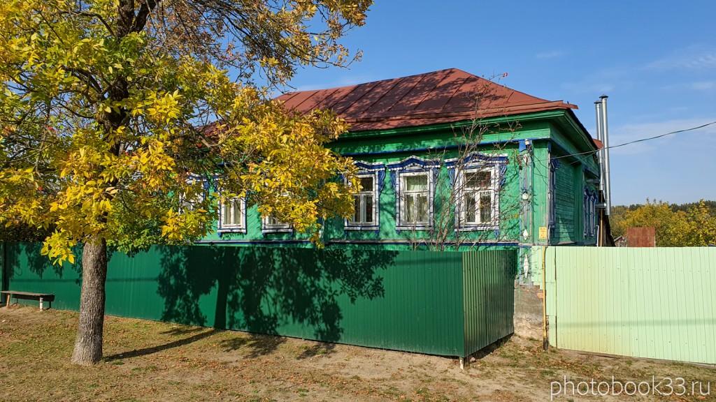 52 Деревянный дом в Кольдино