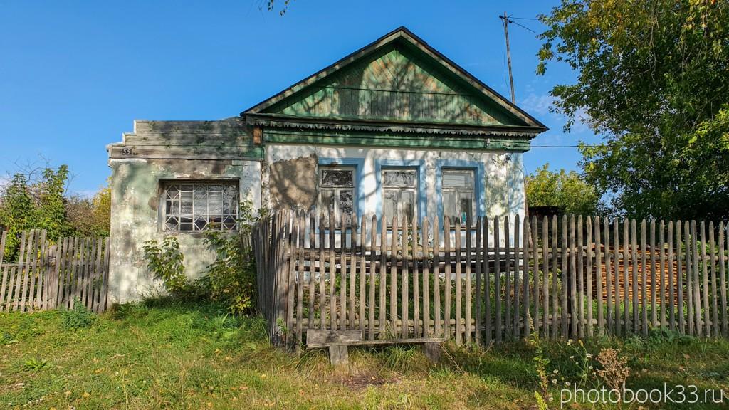 67 Кирпичный дом в д. Кольдино, Муромский район