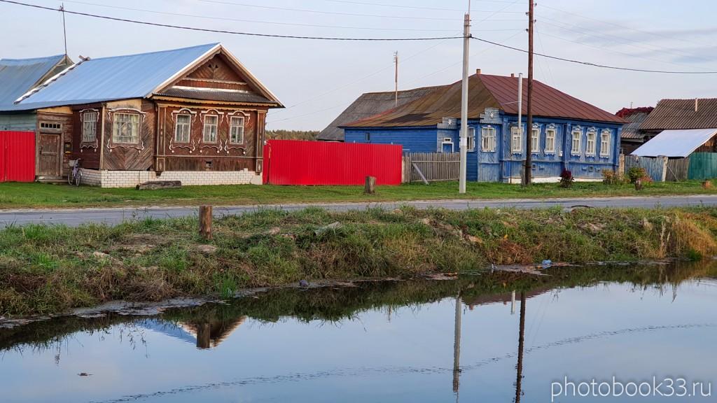 92 Центр села Денятино, Меленковский район