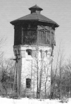 Водонапорная башня 1912 года постройки, Бутылицы
