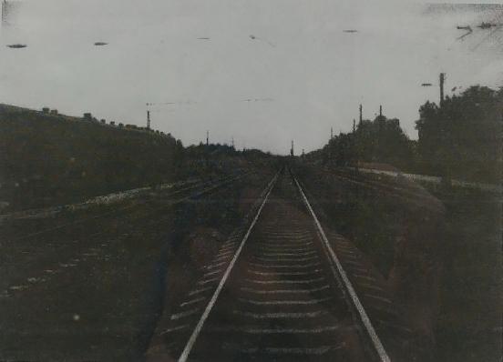 Железная дорога станции Бутылицы