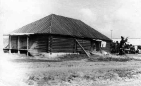 Зерновой склад Стригино