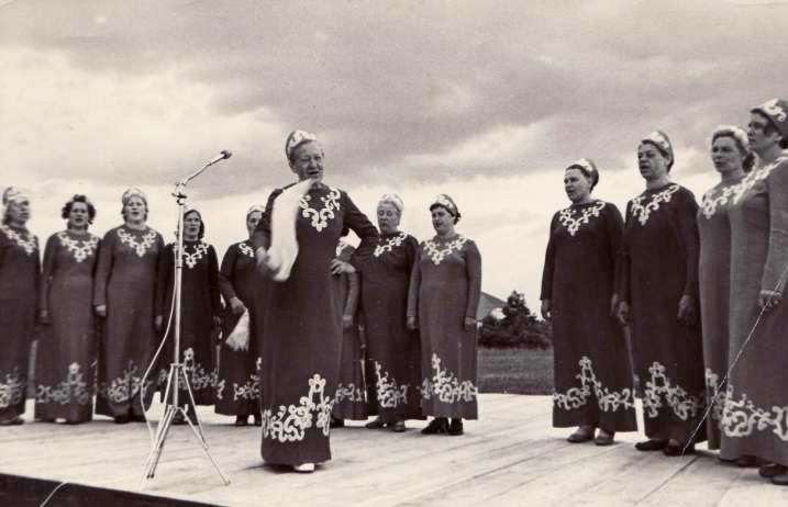 Знаменитый Стригинский хор