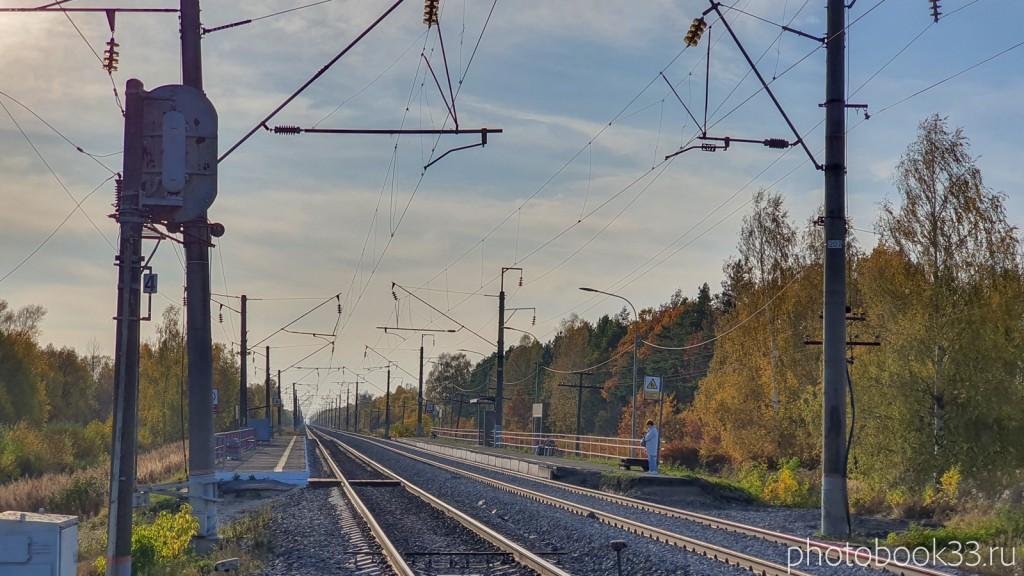 04 Жд станция Левино