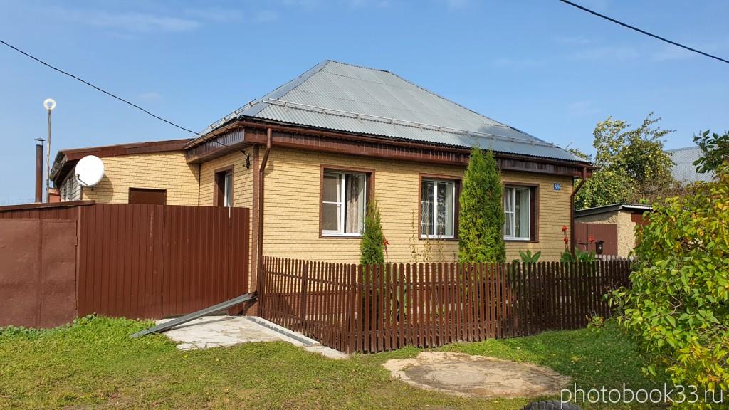 08 Отреставрированный дом в Орлово, Муромский район