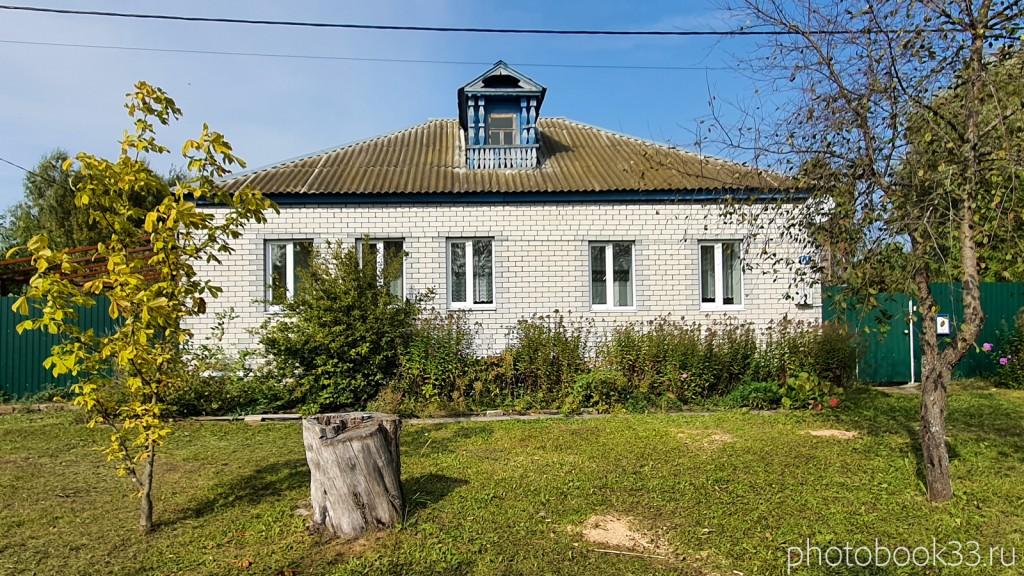 10 Кирпичный дом в Орлово, Муромский район