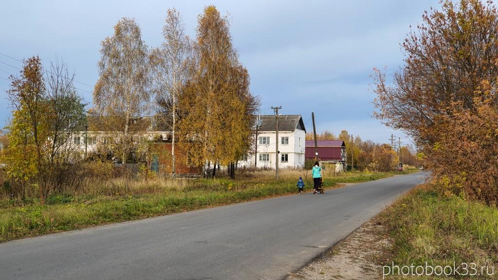 104 Улица в селе Бутылицы