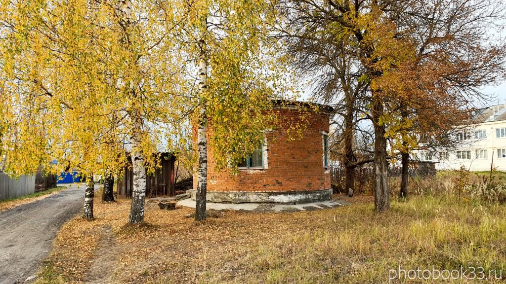 105 Башня в селе Бутылицы, Владимирская область