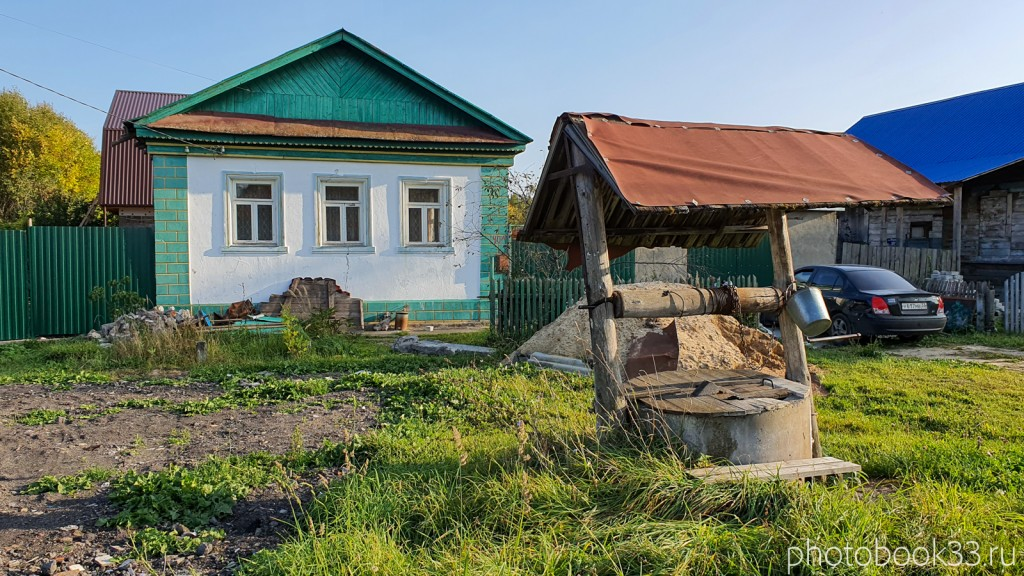 11 Кирпичный дом в селе Стиригино