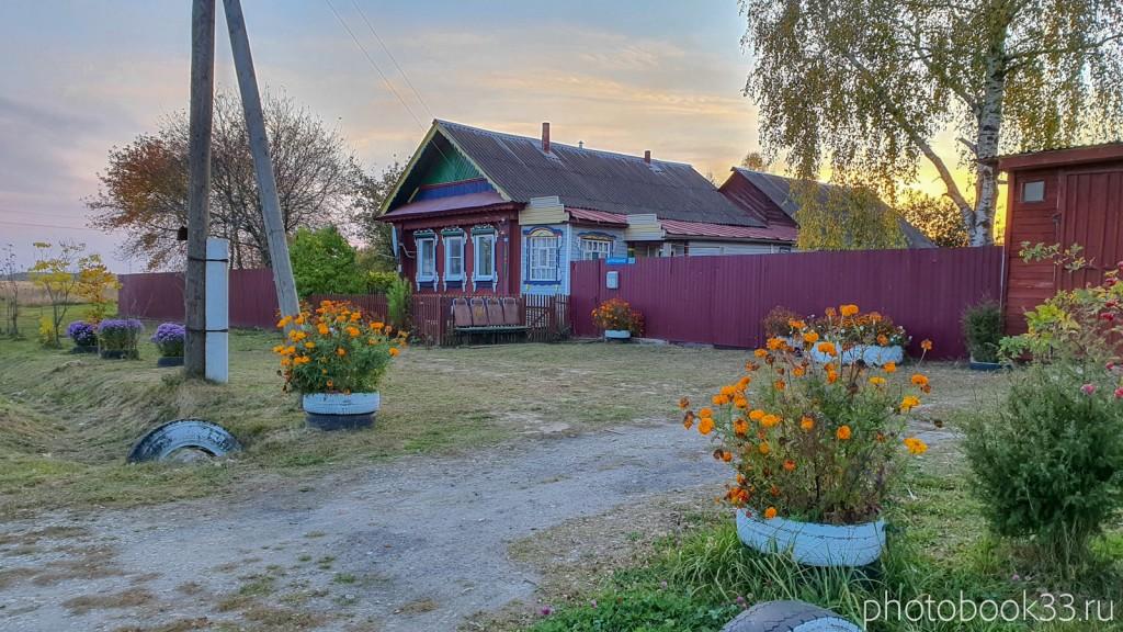 111 Деревянный дом в д. Левино, Владимирская область