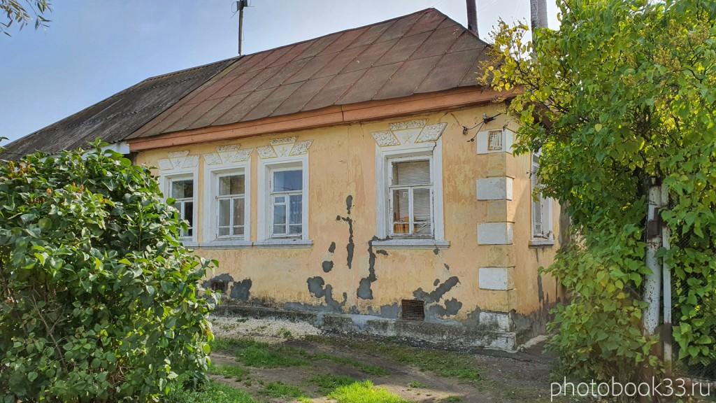 12 Старый кирпичный дом в Орлово, Муром