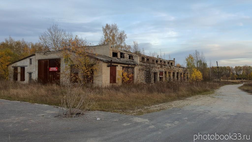 141 Разрушенный совхоз села Бутылицы, Владимирская область