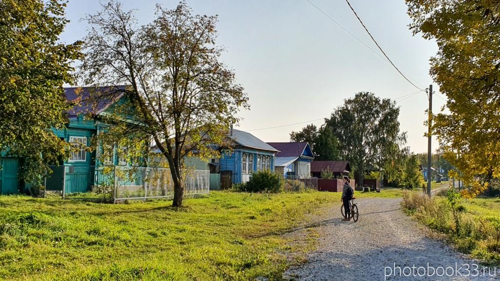 17 Улица в селе Стригино, Муромский район