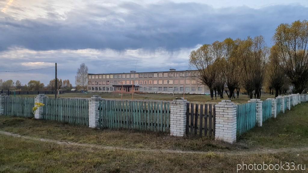 179 Школа в селе Бутылицы, Меленковский район
