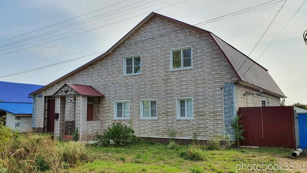 25 Двухэтажный частный дом в деревне Орлово