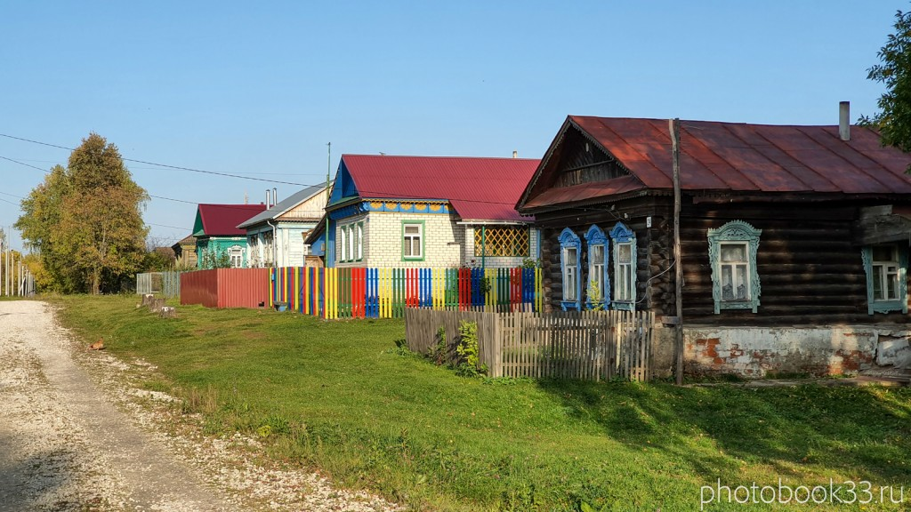 33 Улица в селе Стригино, Муромский район
